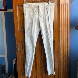 Hurley Snakeskin Print Skinny Jeans Size 5